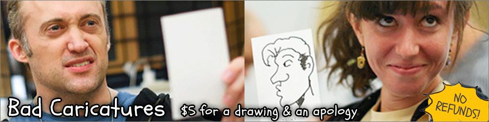 Bad Caricatures